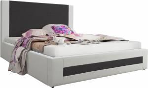Επενδυμένο κρεβάτι 180 x 200