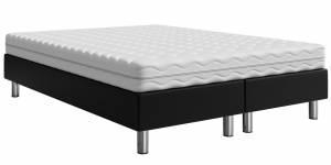 Επενδυμένο κρεβάτι Mauro-200 x 160 x 30