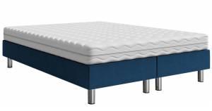 Επενδυμένο κρεβάτι Mple-200 x 160 x 30