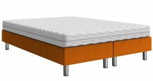 Επενδυμένο κρεβάτι Portokali-200 x 140 x 30