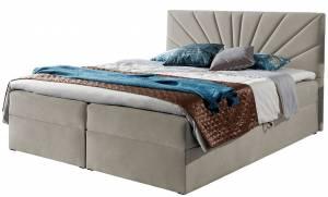 Επενδυμένο κρεβάτι Mpez-120 x 200 εκ.