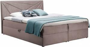 Επενδυμένο κρεβάτι Roz-120 x 200 εκ.