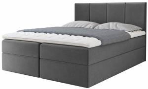 Επενδυμένο κρεβάτι 180 x 200 εκ.