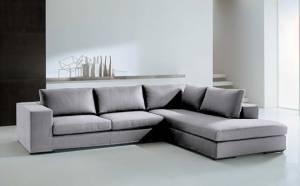 Γωνιακός καναπές Αριστερή-260φ 200β-Snow