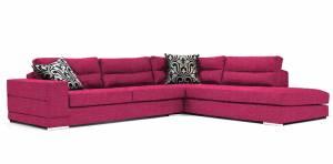 Γωνιακός καναπές Αριστερή-280φ 220β-Foux