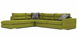 Γωνιακός καναπές Αριστερή-260φ 200β-Laxani