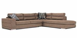 Γωνιακός καναπές Αριστερή-260φ 200β-Mocha