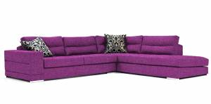 Γωνιακός καναπές Αριστερή-260φ 200β-Mwb