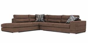 Γωνιακός καναπές Δεξιά-260φ 200β-Tampa