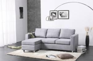 Γωνιακός καναπές 200 x 140-Snow
