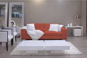 Καναπές Διθέσιος-145φ 90β εκ.-Terra