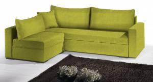 Γωνιακός καναπές -215φ 160β-Laxani