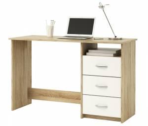 Γραφείο -Λευκό Φυσικό
