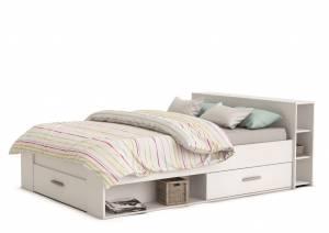 Κρεβάτι - Λευκό-140x190