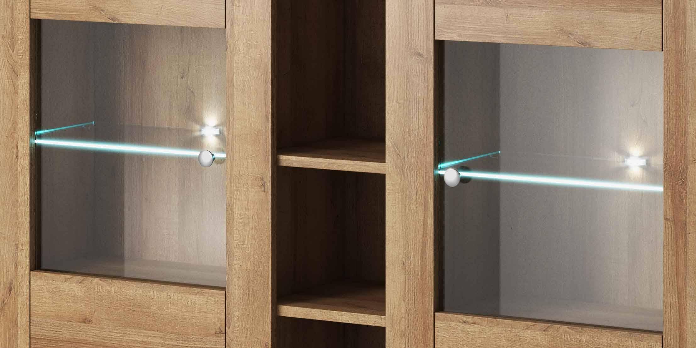 Φωτισμός LED 2τμχ Λευκός