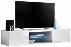Κρεμαστή Βάση Τηλεόρασης -Λευκό