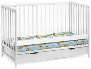 Κρεβάτι Βρεφικό με Στρώμα