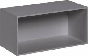 Ανοικτό κουτί αποθήκευσης -Γραφίτης