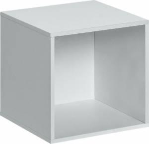 Ανοικτό κουτί αποθήκευσης -Γκρι Ανοιχτό