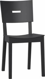Καρέκλα -Μαύρο