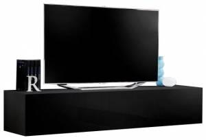 Κρεμαστή βάση τηλεόρασης -Μαύρο