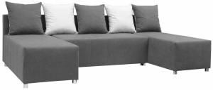 Γωνιακός καναπές -Γκρι