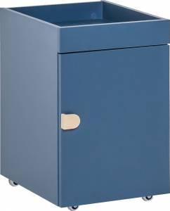 Ντουλάπι γραφείου -Μπλε