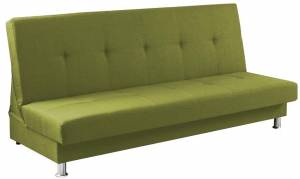 Καναπές - κρεβάτι -Πράσινο