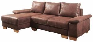 Γωνιακός καναπές -Δεξιά-Mporntw