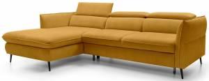 Γωνιακός καναπές -Δεξιά-Kitrino
