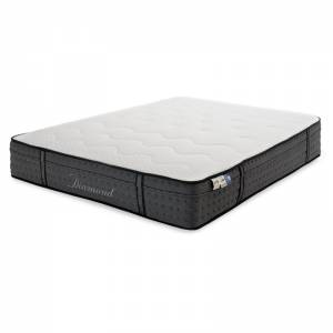 Στρώμα pocket spring+gel memory foam 25-27cm 150x200εκ