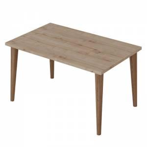 Τραπέζι σαλονιού sonoma-καφέ 72x45x42εκ