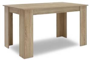 Τραπέζι χρώμα sonoma 150x80x76,5εκ