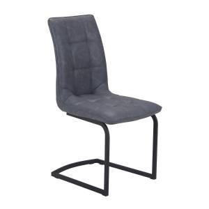 Καρέκλα Katherine/P Special Γκρι 45 x 59 x 96