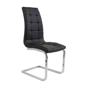 Καρέκλα Semina Μαύρο 42 x 43 x 101