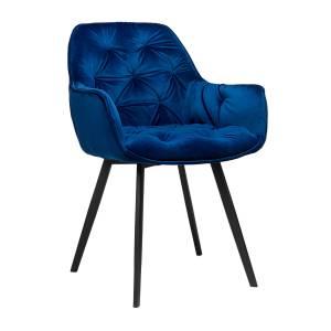 Πολυθρόνα Samantha Μπλε 59 x 62 x 86