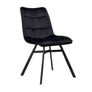 Καρέκλα Simona Μαύρο