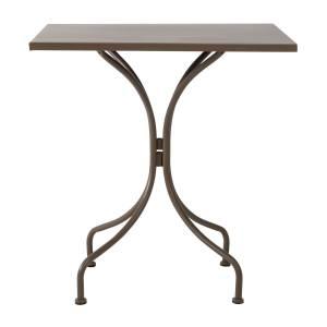 Τραπέζι Flex Μόκα 70 x 70 x 71