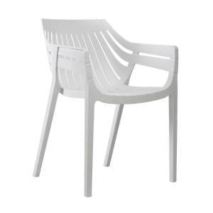 Πολυθρόνα Perla Λευκή