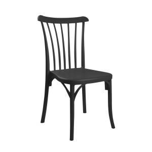 Καρέκλα Gozo Μαύρο 49 x 54 x 90