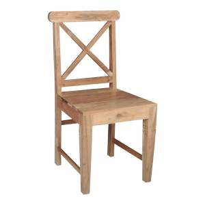 Καρέκλα Ακακία Φυσικό