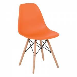 Καρέκλα PP Πορτοκαλί