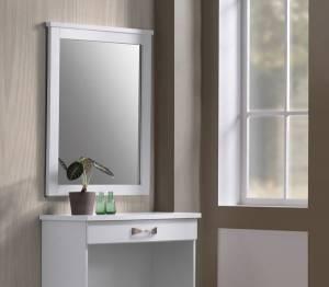 Καθρέπτης Άσπρο