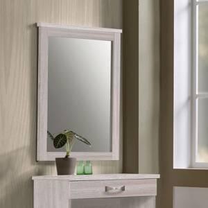 Καθρέπτης 72x93 White Wash