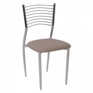 Καρέκλα Pvc Cappuccino
