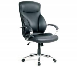 Πολυθρόνα Διευθυντή PU Μαύρο
