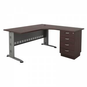 Γραφείο -Δεξ-150x150x70cm Γωνία Wenge