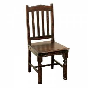 Καρέκλα Ξύλινη, Sheesham Καρυδί