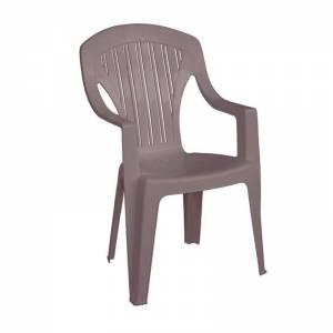 Πολυθρόνα Στοιβαζόμενη Πλαστική Tortora