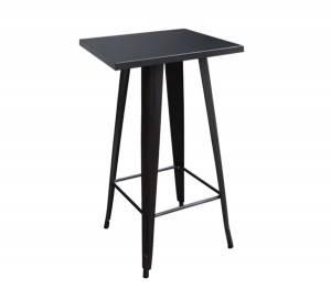 Τραπέζι BAR Μεταλλικό Μαύρο
